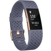 Fitbit Charge 2 Blue/Grey Sport - S