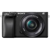 Sony Alpha A6400 + E PZ 16-50mm f/3.5-5.6 OSS