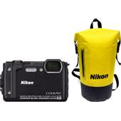 Nikon Coolpix W300 Zwart