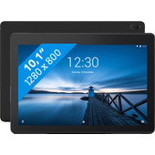 Lenovo Tab E10 1GB 16GB WiFi Black