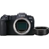 Canon EOS RP Body + EF-EOS R Adapter