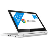 "Lenovo Chromebook C330 11.6"" 4GB 64GB WIT"