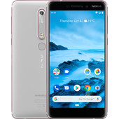 Nokia 6.1 32 GB Wit