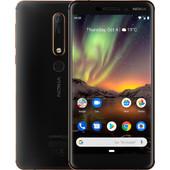 Nokia 6.1 32 GB Zwart
