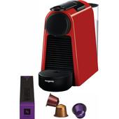 Magimix Nespresso Essenza Mini Red
