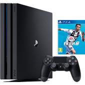 Sony PlayStation 4 Pro 1TB FIFA 19 Bundle