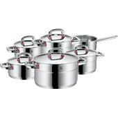 WMF Premium One Cookware Set 6-piece