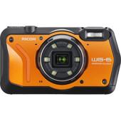 Ricoh WG-6 Oranje