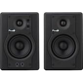 Fluid Audio F4 Zwart (per paar)
