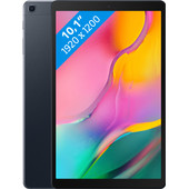 Samsung Galaxy Tab A 10.1 WiFi + 4G 64GB Black (2019)