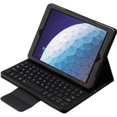 Just in Case Apple iPad Air (2019) Bluetooth Keyboard Cover Black QWERTY