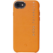 Decoded Leather Apple iPhone 6 / 6s / 7/8 Back Cover Orange