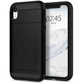 Spigen Slim Armor CS iPhone Xr Back Cover Black