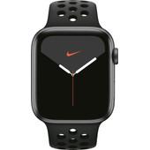 Apple Watch Nike Series 5 44mm Space Gray Aluminium / Zwarte Sportband