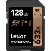 Lexar SDXC Professional UHS-I 633x 128GB