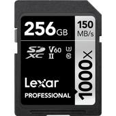 Lexar SDXC Professional UHS-II 1000x 256GB