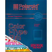 Polaroid Originals Color i-Type Instant Stranger Things photo paper