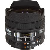 Nikon AF-D 16mm f/2.8D Fisheye-Nikkor
