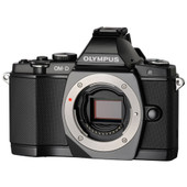 Olympus E-M5 black