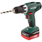 Metabo BS 14,4 Li + 2e accu