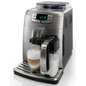 Saeco Intelia Evo Latte+ HD8754/11 Zilver