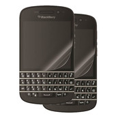 Mobilize Screenprotector BlackBerry Q10 Duo Pack