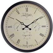 Nextime Wehlington Weerklok (thermo- & hygrometer)