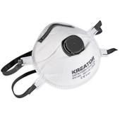 Kreator KRTS1003V Dust mask FFP3 Valve (2x)