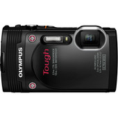 Olympus Tough TG-850 Black