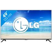 LG 49LB550V