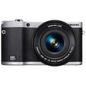 Samsung NX300M + 16-50mm zwart