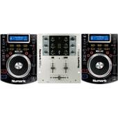 Numark dj-set voor beginners
