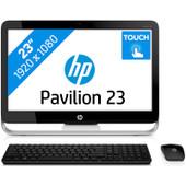 HP Pavilion 23-p019nb Azerty