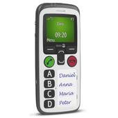 Doro Secure 580 senioren telefoon wit
