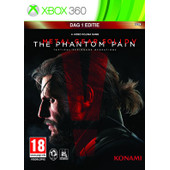 Metal Gear Solid V: The Phantom Pain - Day 1 Edition Xbox 360