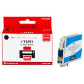 Huismerk Epson T1291 Cartridge Zwart (Pixeljet - C13T12914011)