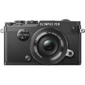Olympus PEN-F Black + 14-42mm