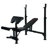 Marcy BE5000 Olympic Width Barbell Bench