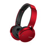 Sony MDR-XB650BT Rood