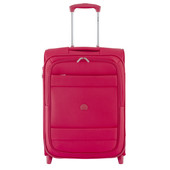 Delsey Indiscrete SLIM Cabin Trolley Case 55 cm Red