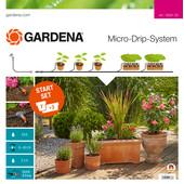 Gardena Micro Drip Start Set M Planters