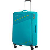 American Tourister Pike Peak Expandable Spinner 80 cm Aero Turquoise