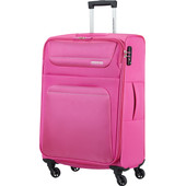 American Tourister Spring Hill Spinner 66 Bright Pink