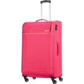 American Tourister Funshine Spinner 79 cm Bright Pink
