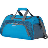American Tourister Road Quest Sportbag Bluestar Print