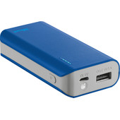 Trust Urban Primo Power Bank 4,400mAh Blue