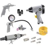 Air tool sets