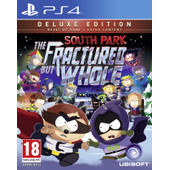 South Park: The Fractured But Whole Deluxe Editie PS4
