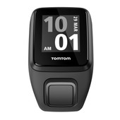 TomTom Runner 3 Cardio + Music Black/Green - S