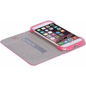 Krusell Malmo Book Case Apple iPhone 7 Roze